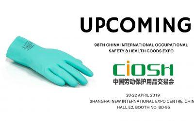 Upcoming CIOSH Expo_April 2019
