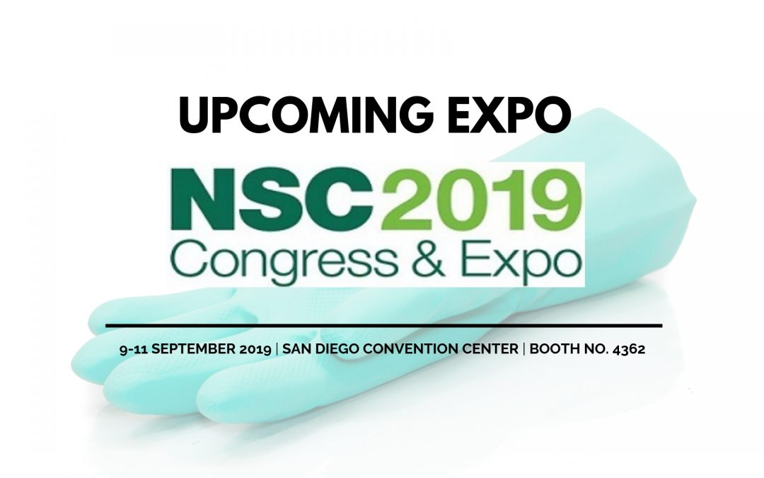 Upcoming NSC 2019 Congress & Expo_September 2019